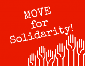 Move for Solidarity! @ Independant Café- Indies